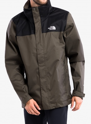 Kurtka The North Face Evolve II Triclimate Jacket - t.green/blk
