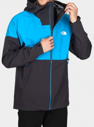 Kurtka GORE-TEX The North Face Impendor C-Knit Jacket - blue/black
