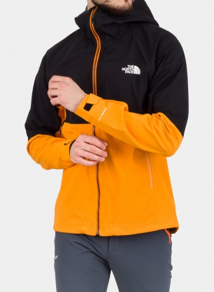 Kurtka The North Face Impendor FUTURELIGHT™ Jacket - black/orange