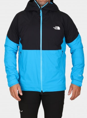 Kurtka The North Face Impendor Insulated Jacket NE - blue/blk