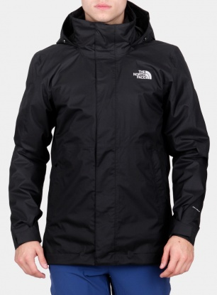 Kurtka 3w1 The North Face Kabru Triclimate - tnf black