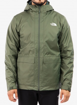 Kurtka The North Face New Fleece Inner Triclimate - thyme