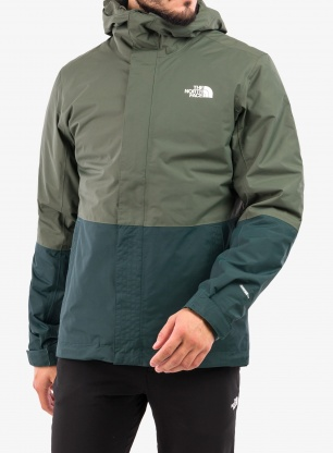 Kurtka The North Face New Synthetic Triclimate - thyme