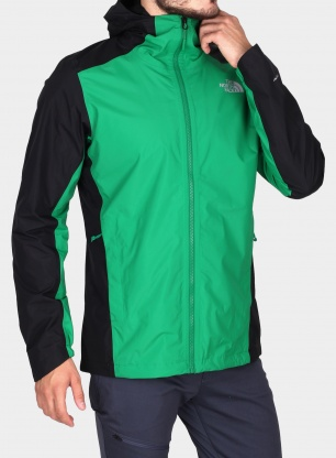 Kurtka The North Face Ondras 2L Jacket - tnf black/primary green