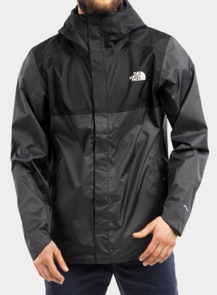 Kurtka The North Face Quest Zip-In Jacket - grey/tnf black