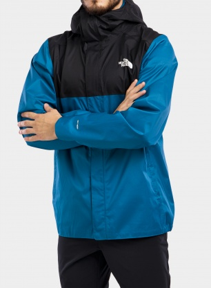 Kurtka The North Face Quest Zip-In Jacket - moroccan blue