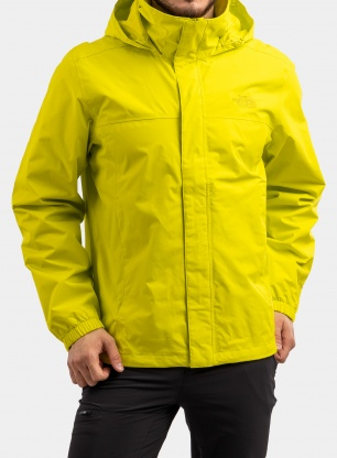 Kurtka The North Face Resolve Jacket - spring green
