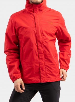 Kurtka The North Face Resolve Jacket - tnf red