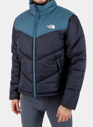 Kurtka zimowa The North Face Saikuru Jacket - navy/blue