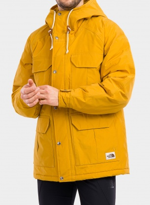 Kurtka The North Face Thermoball DryVent Mountain Parka - yel