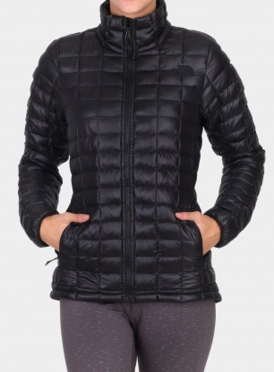 Kurtka damska ocieplana The North Face Thermoball Eco Jacket - black