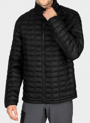 Kurtka zimowa The North Face Thermoball Eco Jacket - tnf black matte