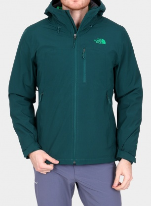 Kurtka The North Face Thermoball Triclimate Jacket - green/green