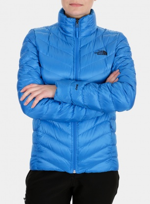 Kurtka damska The North Face Trevail Jacket - bomber blue