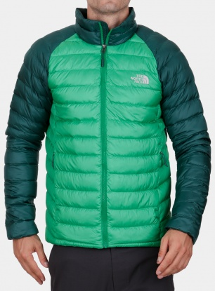 Kurtka The North Face Trevail Jacket - primary green/garden green