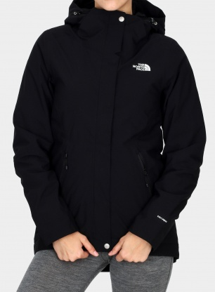 Kurtka zimowa damska The North Face Inlux Insulated Jacket - tnf black