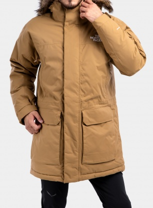 Kurtka zimowa The North Face Recycled Mcmurdo - u.brown