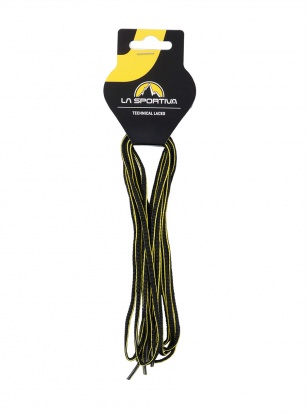 La Sportiva Mountain Running - black/yellow