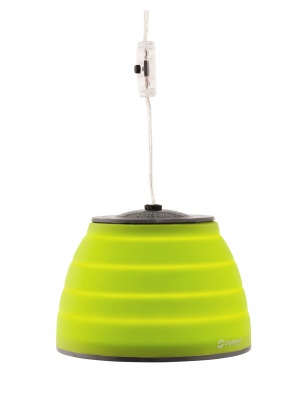Lampa do namiotu Outwell Leonis Lux - lime green