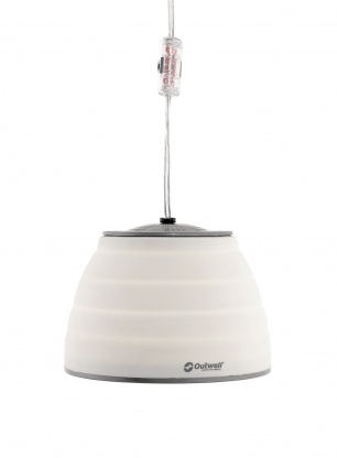 Lampa do namiotu Outwell Leonis Lux - cream white