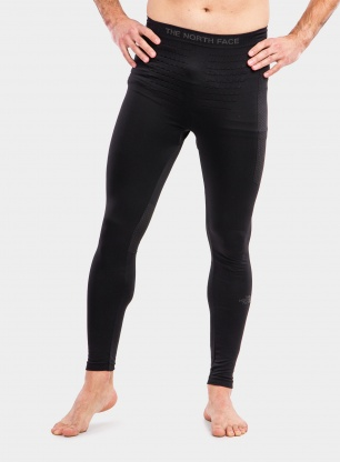 Legginsy termoaktywne The North Face Sport Tights - blk/grey