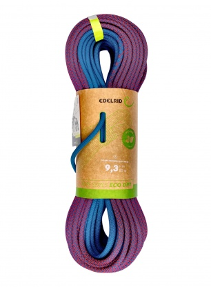 Lina wspinaczkowa Edelrid Tommy Caldwell Eco Dry CT 9,3 mm 60m - p/t