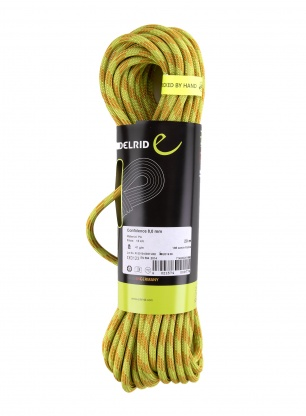 Linka pomocnicza Edelrid Confidence 8 mm 20m - oasis/flame