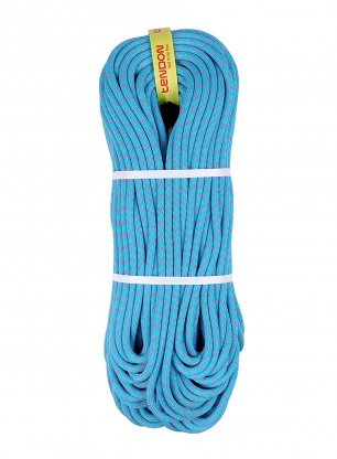 Lina Tendon Master 9,7 mm TeFix 80m Complete Shield - turquoise