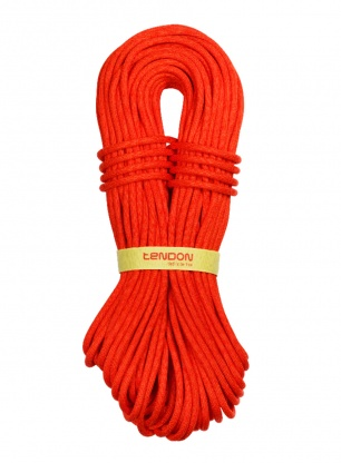 Lina wspinaczkowa  Tendon Master 9,4 mm 80m - bright orange