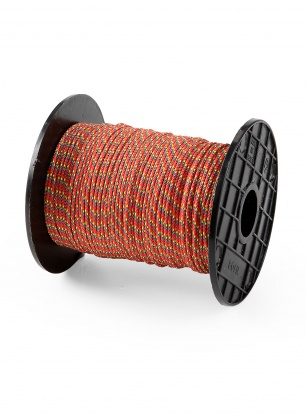 Repsznur 2mm Beal Accessory Cord na metry - red