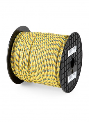 Repsznur 4mm Beal Accessory Cord na metry - yellow
