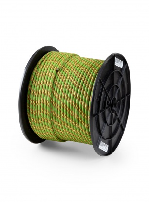 Repsznur 7 mm Beal Accessory Cord na metry - anis