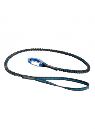 Lonża do czekana Blue Ice Solo Leash - blue
