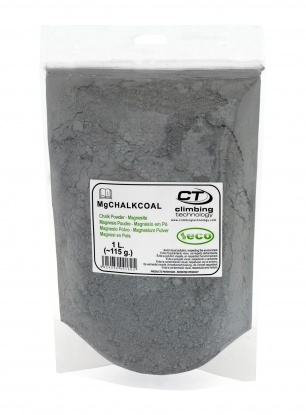 Magnezja Climbing Technology Mg Chalkcoal Grey 115g