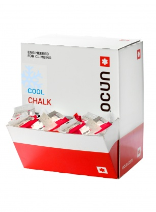 Magnezja Ocun Cool Chalk Box 30 x 35 g
