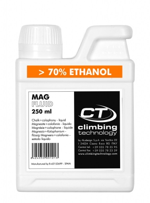 Magnezja w płynie Climbing Technology Fluid 250 ml