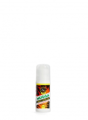 Mleczko na owady Mugga Roll-On 50% 50ml