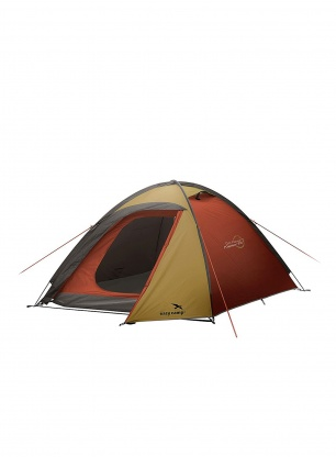 Namiot 3-osobowy Easy Camp Meteor 300 - gold red