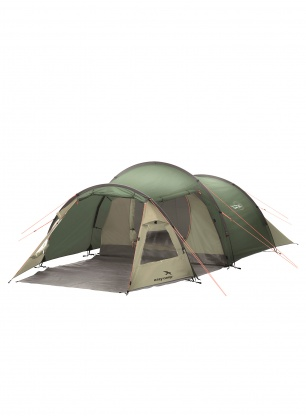 Namiot 3-osobowy Easy Camp Spirit 300 - rustic green