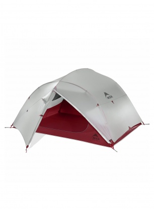 Namiot 3-osobowy MSR Mutha Hubba NX Tent - gray