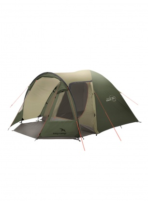 Namiot 4-osobowy Easy Camp Blazar 400 - rustic green