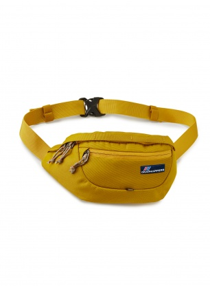 Nerka Craghoppers 1.5L Kiwi Classic Bum Bag - butterscotch