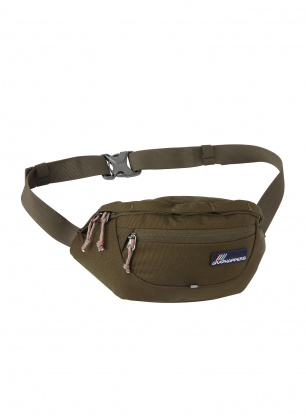 Nerka Craghoppers 1.5L Kiwi Classic Bum Bag - green