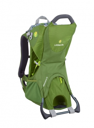 Nosidełko LittleLife Adventurer S2 Child Carrier - green