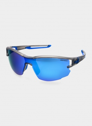Okulary Julbo Aero - SP3CF - gray/blue