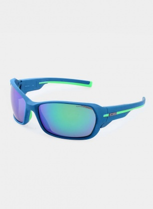 Okulary Julbo Dirt 2.0 - SP3CF - matt dark blue/green