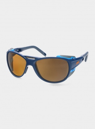 Okulary Julbo Explorer 2.0 - Reactiv - dark blue/blue