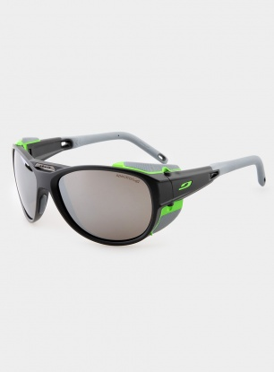Okulary trekkingowe Julbo Explorer 2.0 - SP4 - matt gray/green