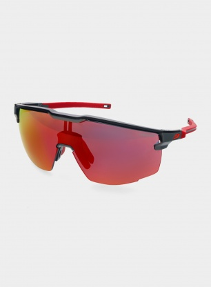 Okulary Julbo Ultimate - SP3CF - black/red