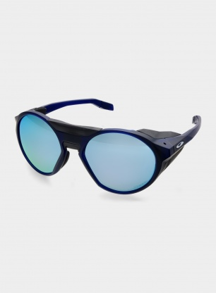 Okulary Oakley Clifden - matte translucent blue/prizm deep water p.